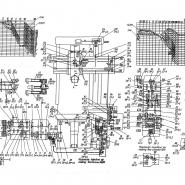 STANKO 1541 Getriebeplan