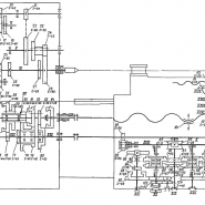 STANKO 1M63 Getriebeplan