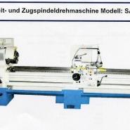 STANKO-Leit- und Zugspindeldrehmaschine Modell: SA562 und SA564