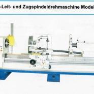STANKO-Leit- und Zugspindeldrehmaschine Modell: SA630