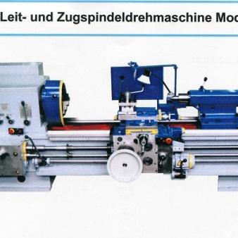 STANKO-Leit- und Zugspindeldrehmaschine Modell: 1M63